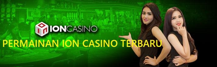Ragam Permainan Pada Perjudian Ion Casino
