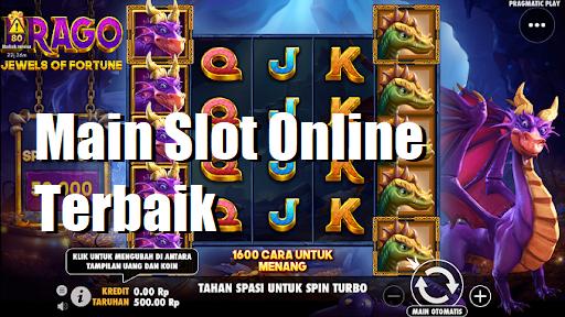 Main Slot Online Terbaik
